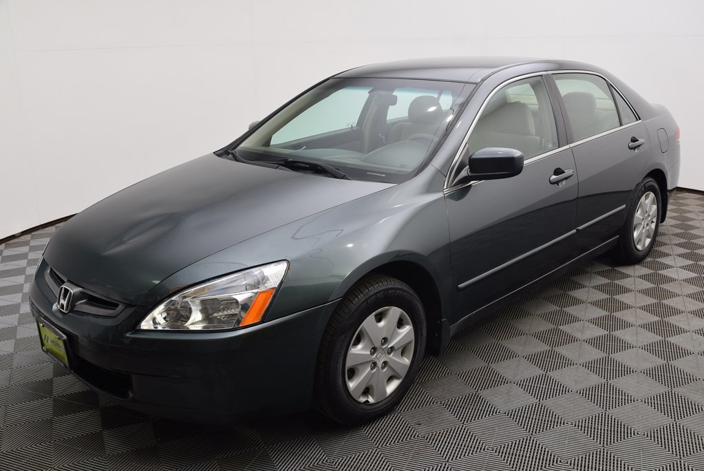Pre-Owned 2004 Honda Accord LX 2.4