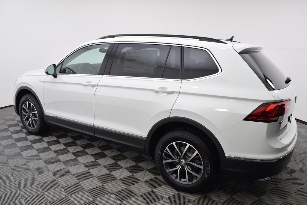 New 2020 Volkswagen Tiguan 2.0T SE 4Motion