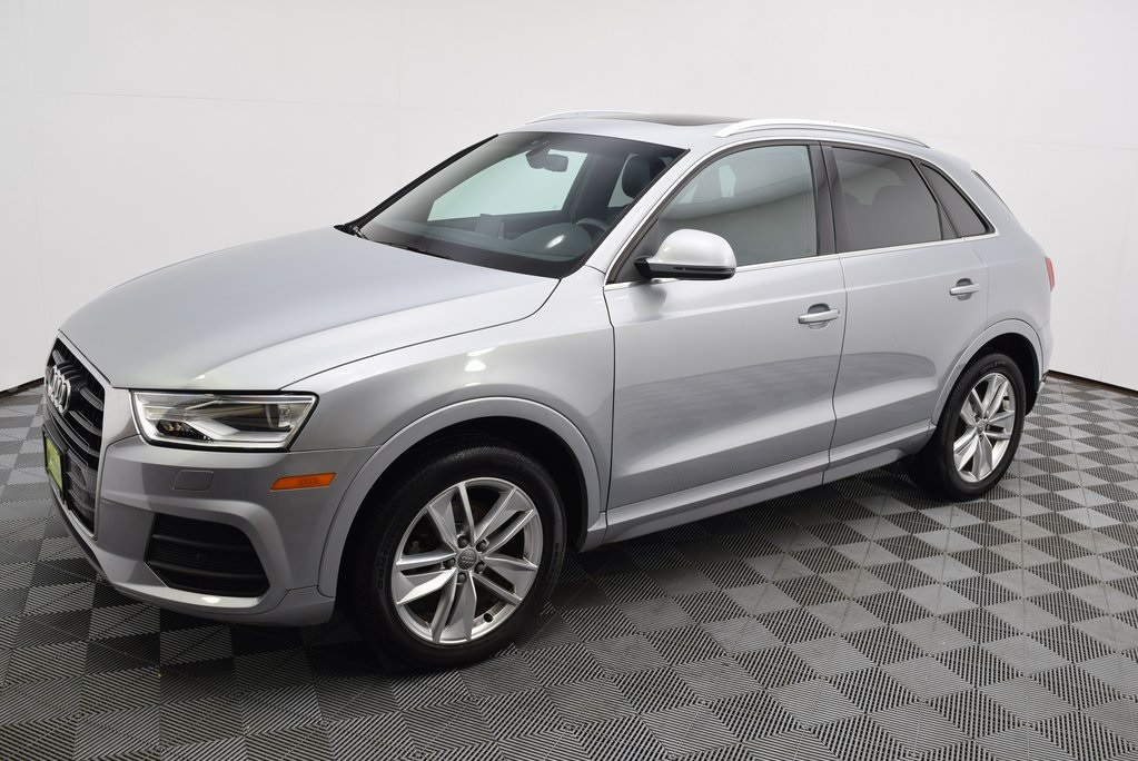 Pre-Owned 2016 Audi Q3 2.0T Premium Plus quattro