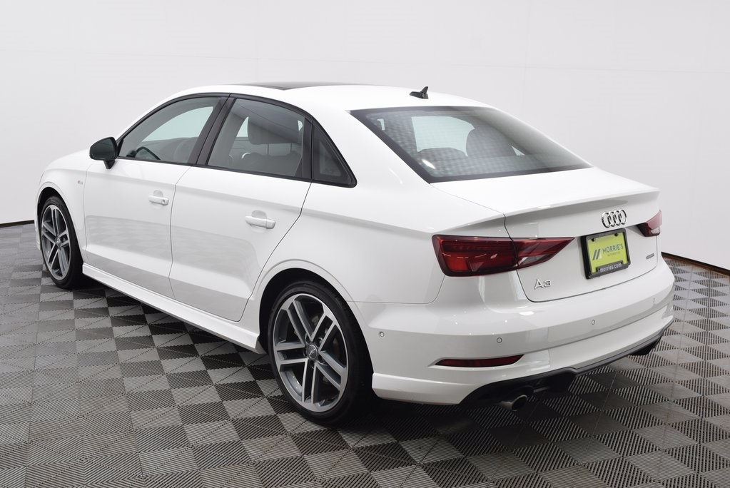 Pre-Owned 2020 Audi A3 2.0T Premium S Line