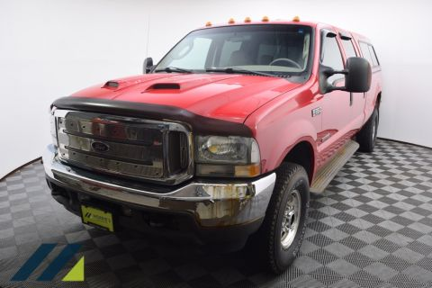 Pre-Owned 2004 Ford F-350SD Lariat