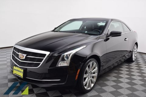 Pre-Owned 2017 Cadillac ATS 2.0L Turbo Base