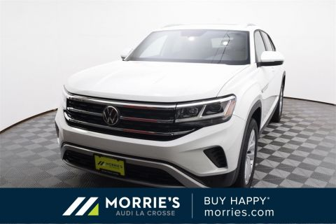 New 2020 Volkswagen Atlas Cross Sport 3.6L V6 SE w/Technology 4Motion