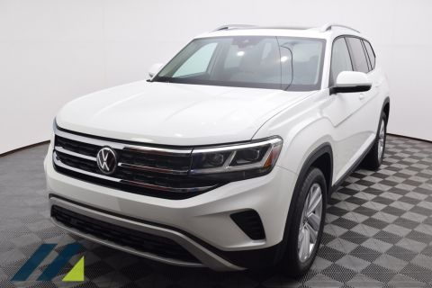 New 2021 Volkswagen Atlas SEL 4Motion
