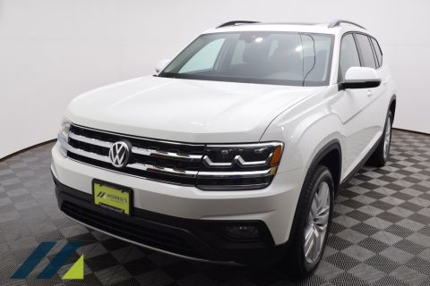 New 2020 Volkswagen Atlas 3.6L V6 SE w/Technology 4Motion
