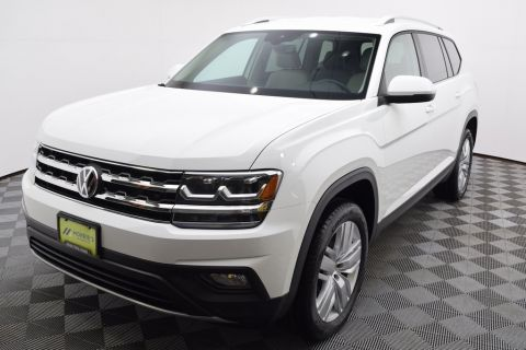 New 2019 Volkswagen Atlas SE w/Technology and 4Motion