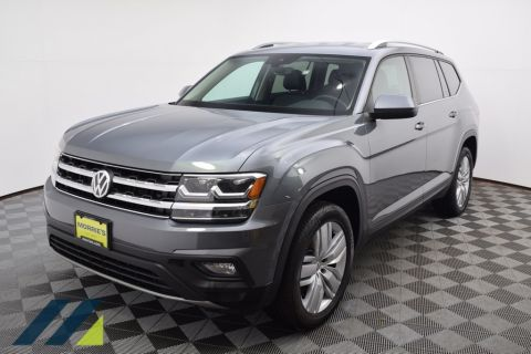 Pre-Owned 2019 Volkswagen Atlas SE w/Technology