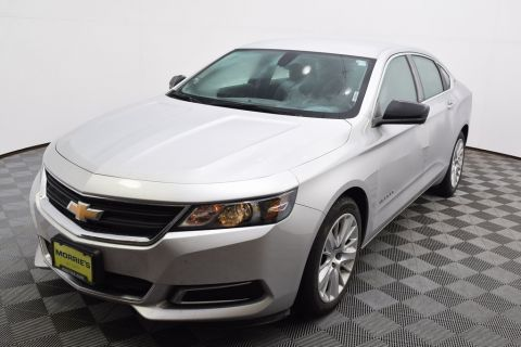 Pre-Owned 2016 Chevrolet Impala LS 1FL