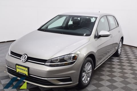 Pre-Owned 2018 Volkswagen Golf TSI S 4 Door