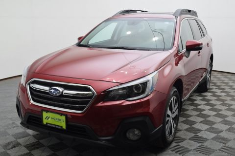 Pre-Owned 2018 Subaru Outback 2.5i Limited