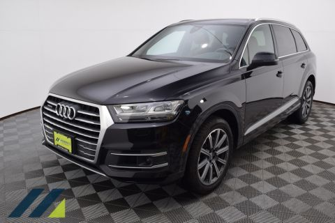 Pre-Owned 2018 Audi Q7 3.0T Premium Plus quattro